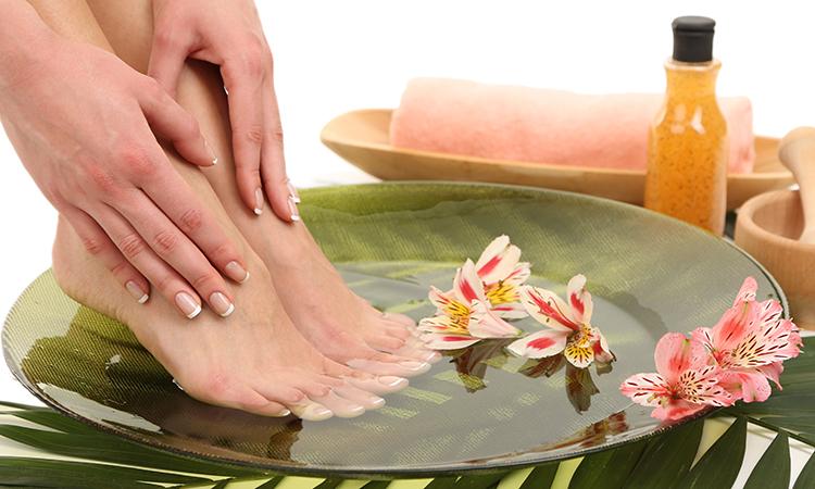 Self care foot main