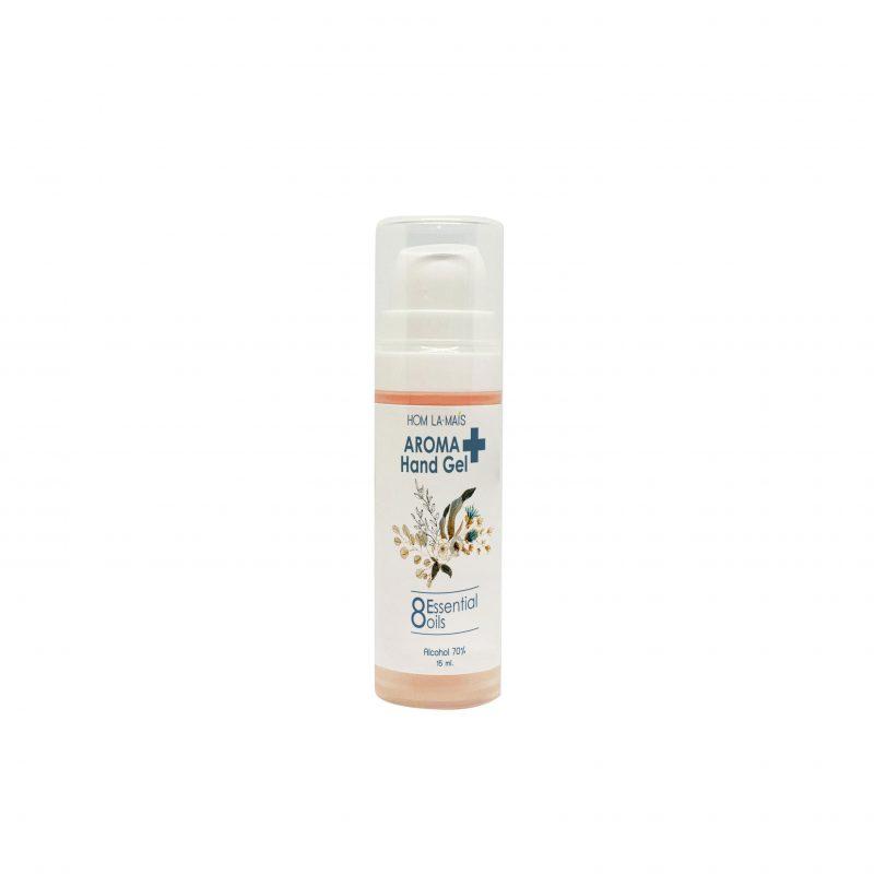 8 essential oils hand gel